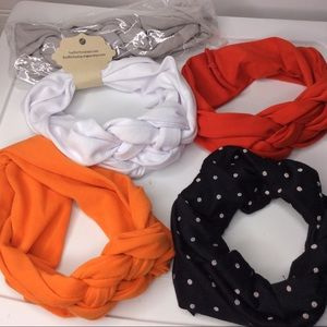 Other - Headbands infant toddler girls. New